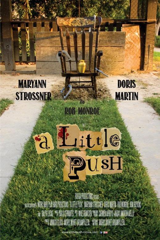 A Little Push Poster #1