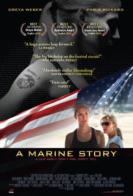 A Marine Story Poster #1