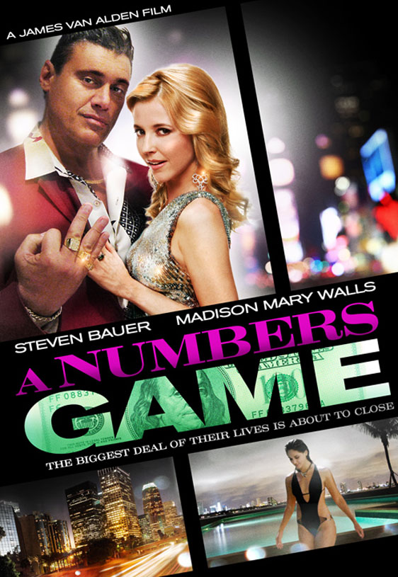 A Numbers Game Poster #1