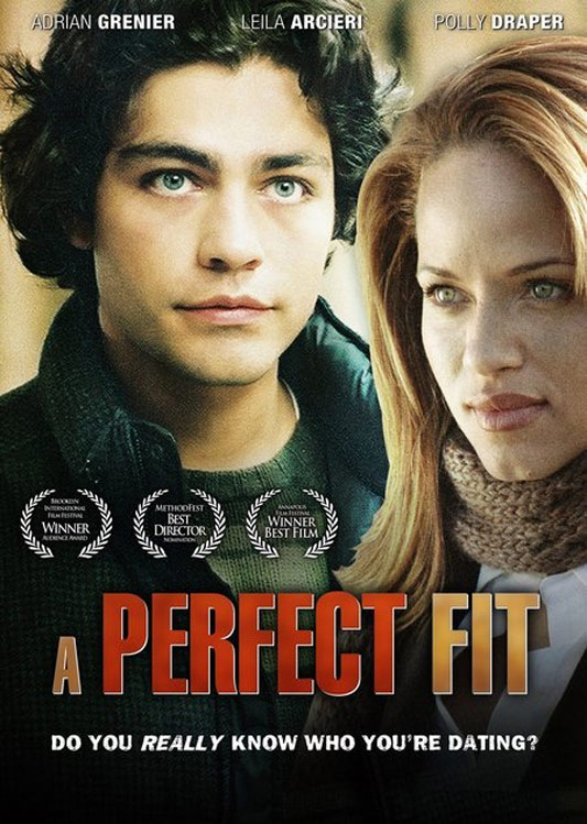 A Perfect Fit Poster #1