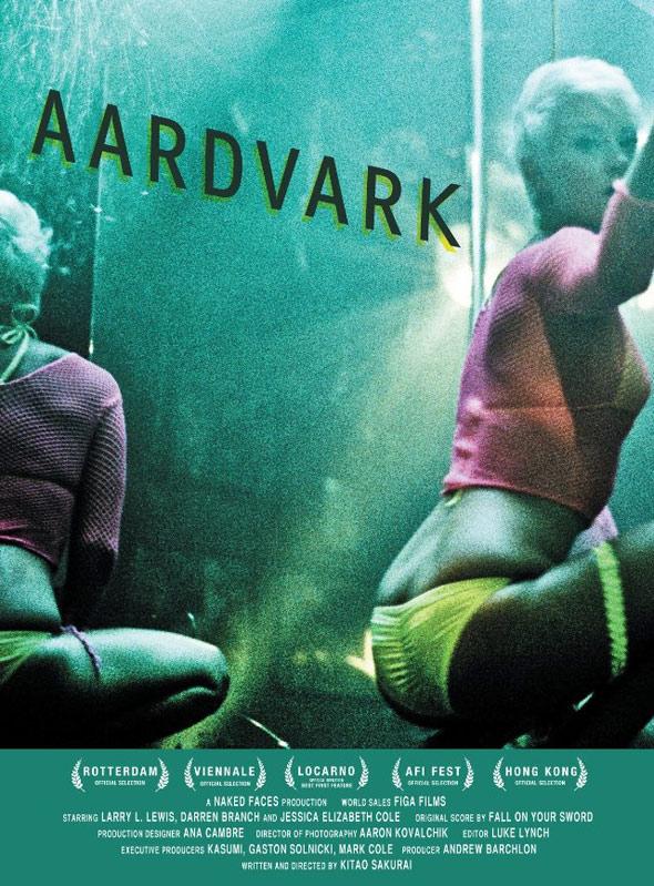 Aardvark Poster #1