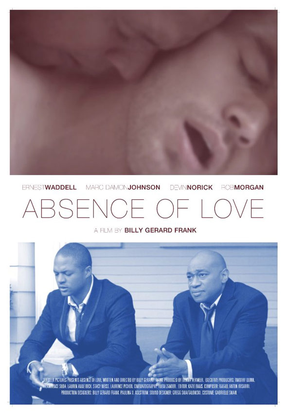 Absence of Love Poster #1