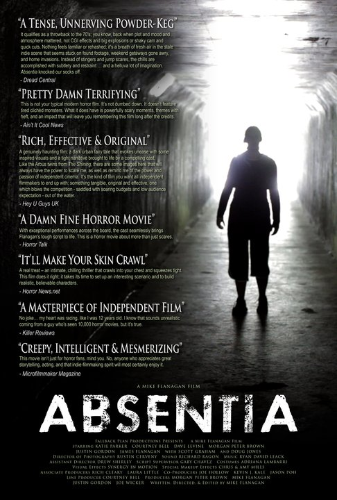 Absentia Poster #2
