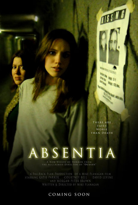 Absentia Poster #1