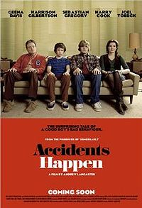 Accidents Happen Poster #1