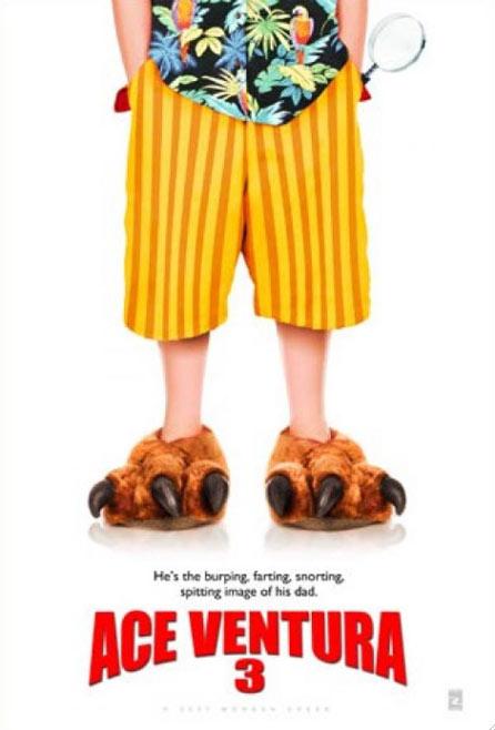Ace Ventura Jr. Poster #1