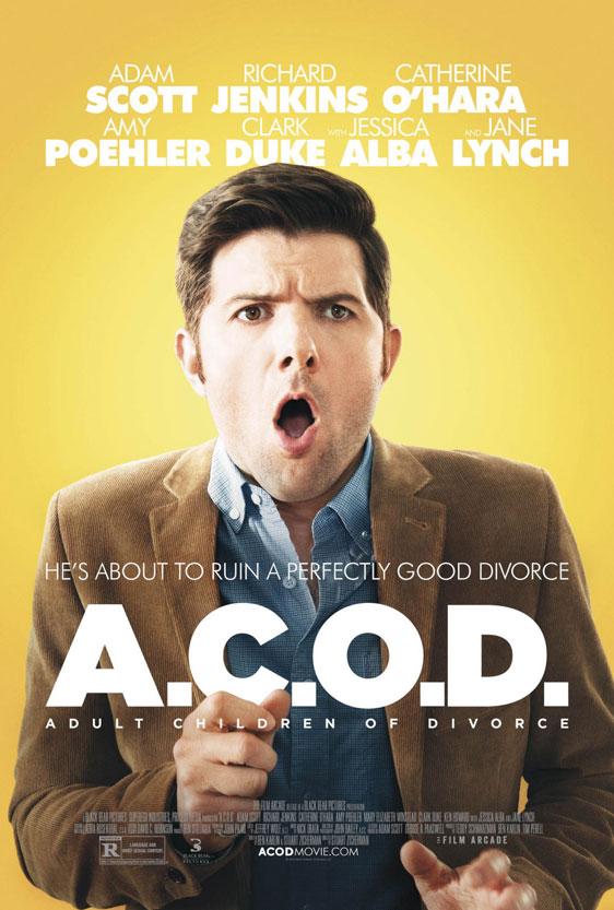 A.C.O.D. Poster #1