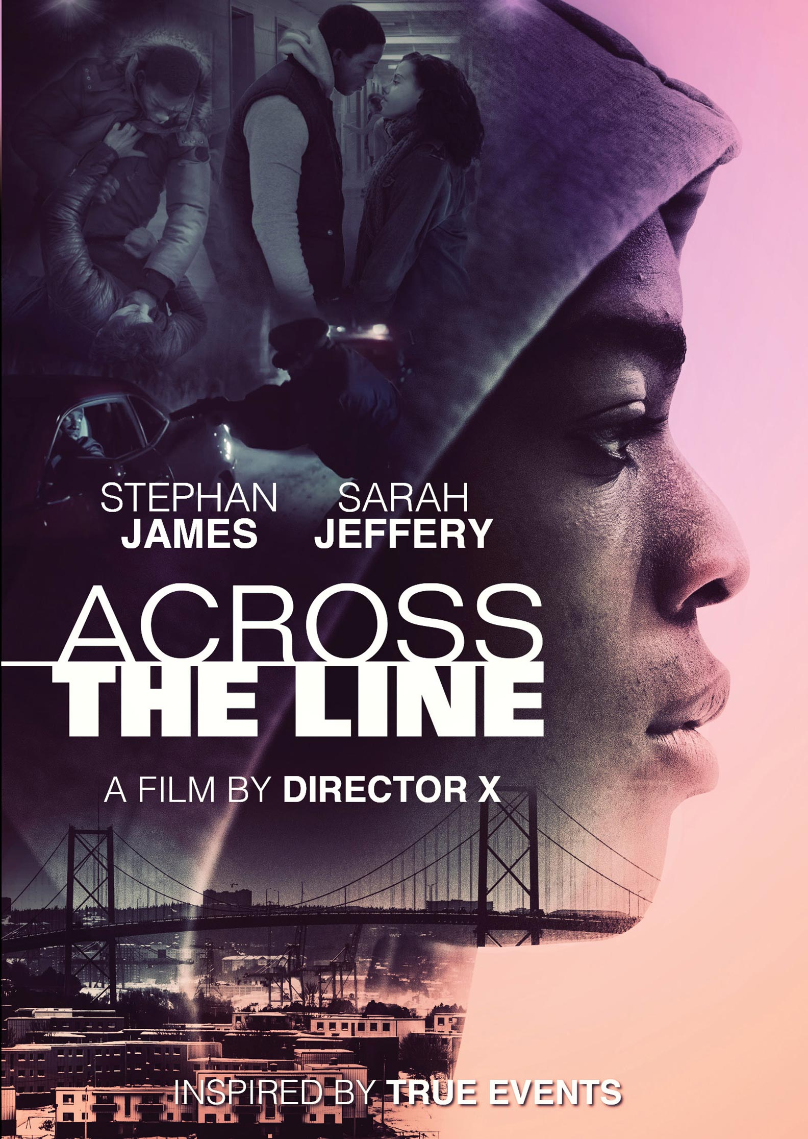 Across the Line Poster #1