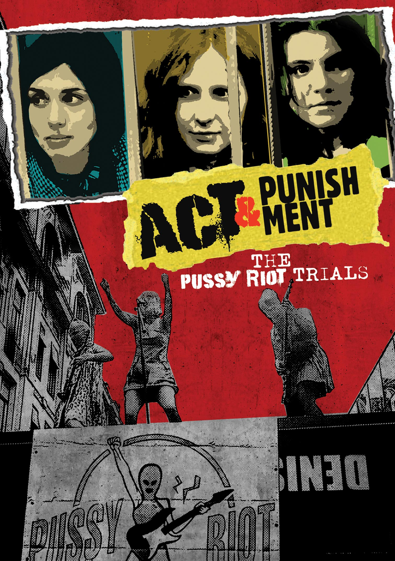 Act & Punishment Poster #1