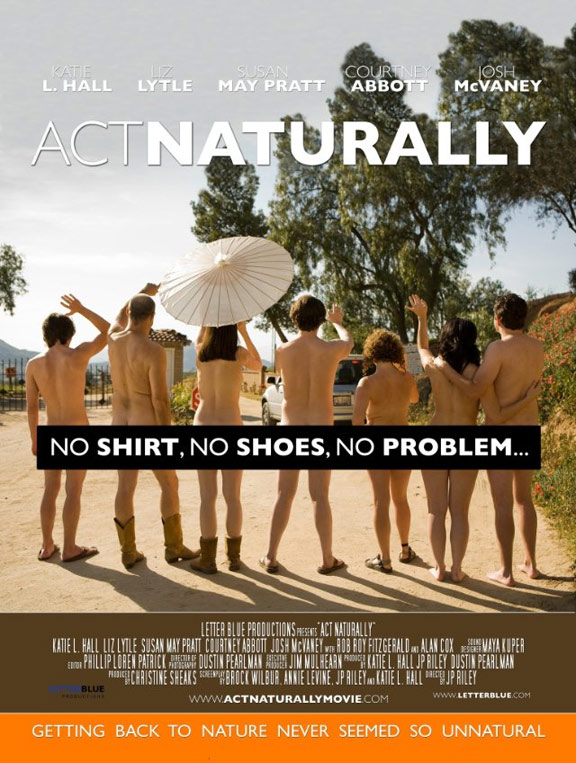 Act Naturally Poster #1