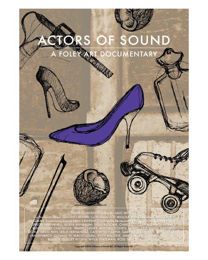 Actors of Sound Poster #1