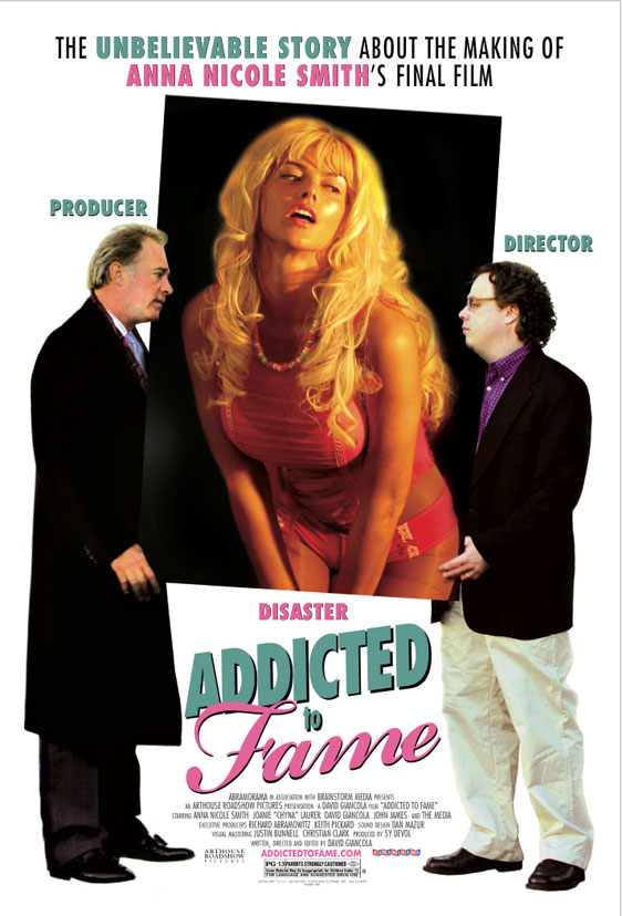 Addicted to Fame Poster #1