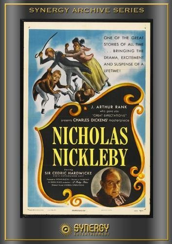 The Life and Adventures of Nicholas Nickleby Poster #1