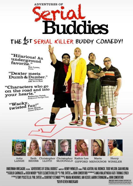 Adventures of Serial Buddies Poster #1