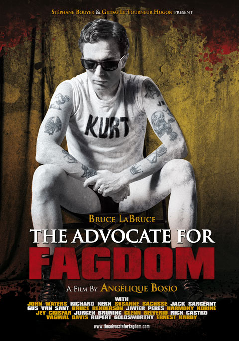 The Advocate for Fagdom Poster #1