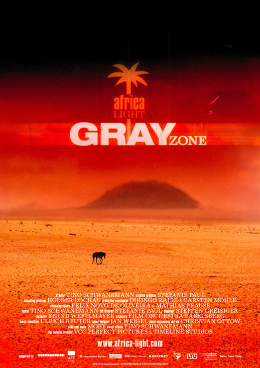 Africa Light: Gray Zone Poster #1