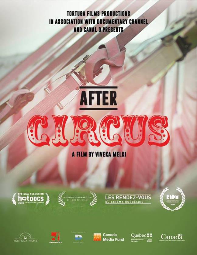 After Circus Poster #1