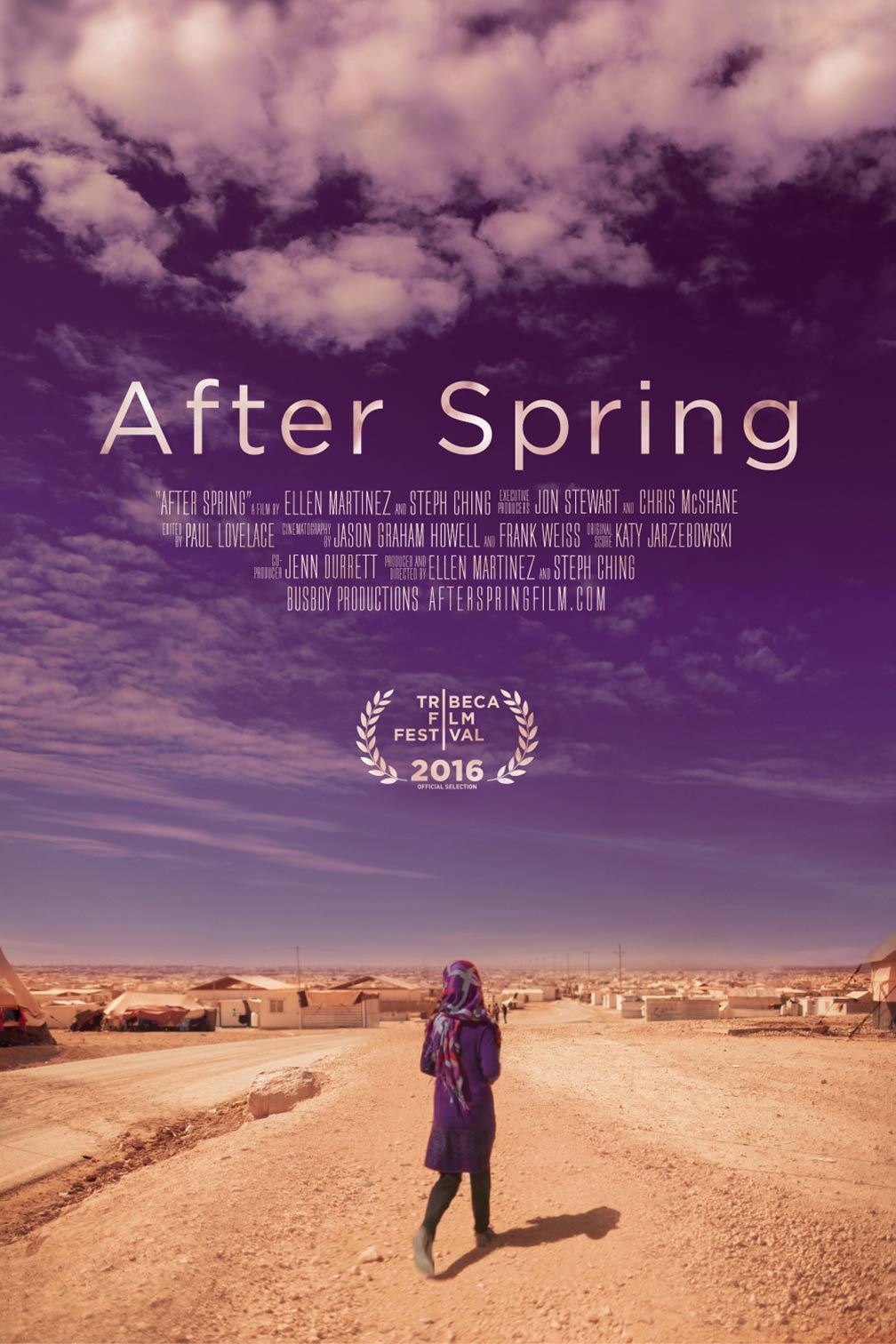 After Spring Poster #2