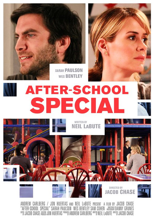 After-School Special Poster #1