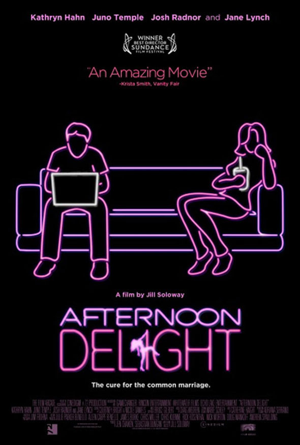 Afternoon Delight Poster #2