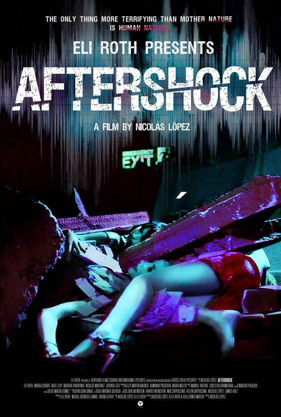 Aftershock Poster #2
