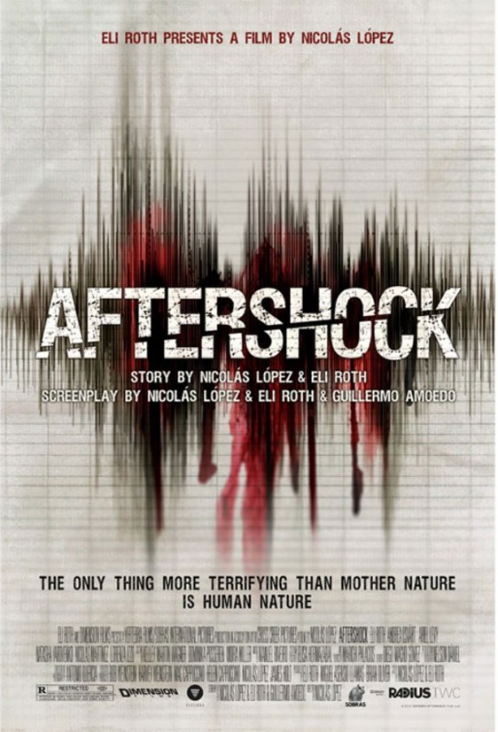 Aftershock Poster #1