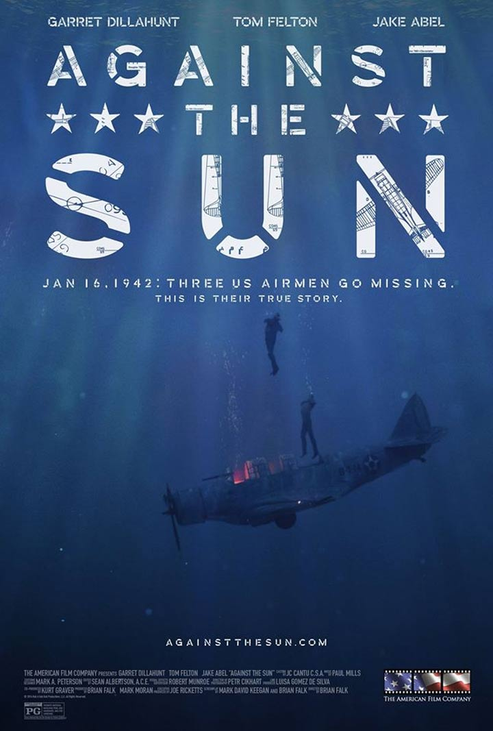 Against the Sun Poster #1