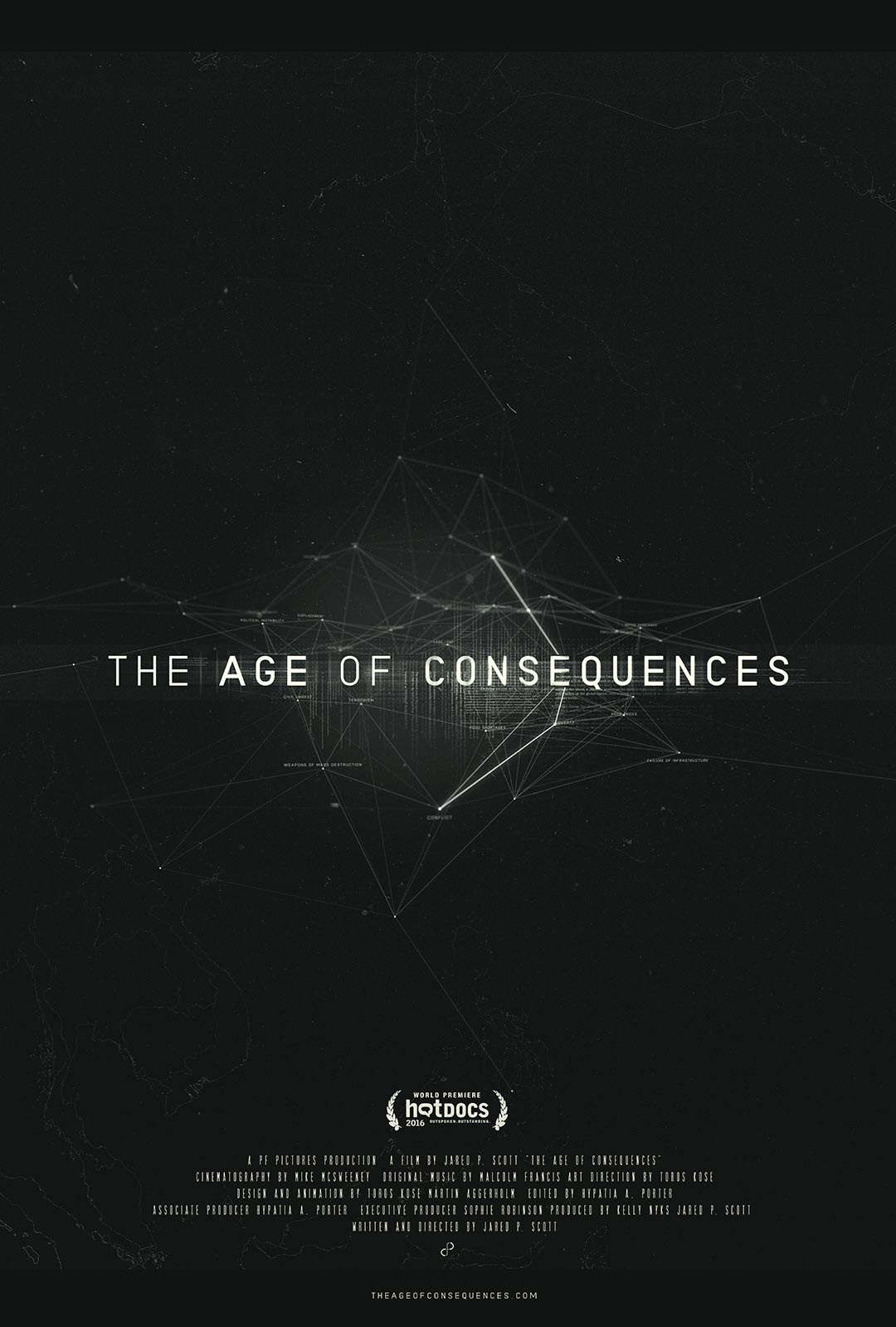 The Age of Consequences Poster #1