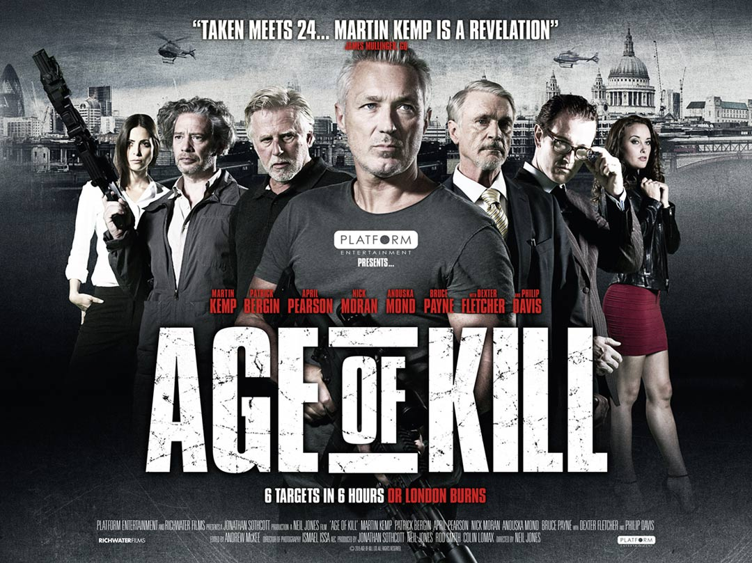 Age of Kill Poster #1