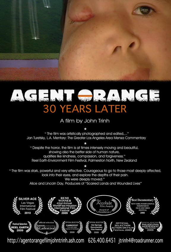 Agent Orange: 30 Years Later Poster #1