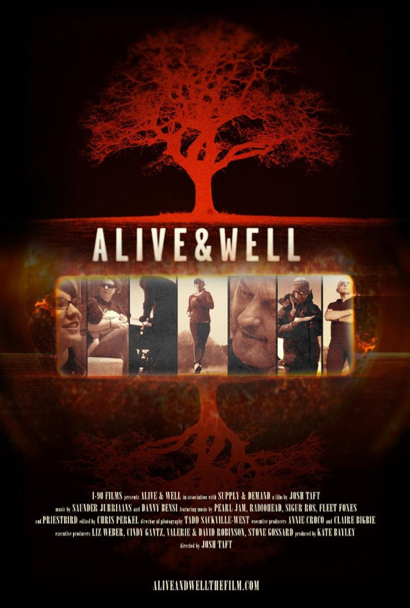 Alive & Well Poster #1