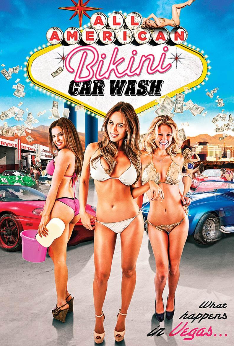All American Bikini Car Wash Poster #1