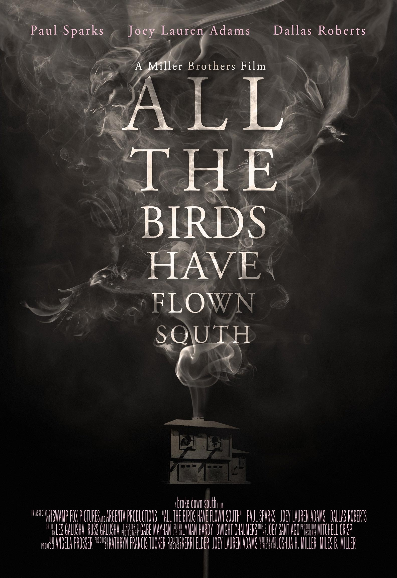 All the Birds Have Flown South Poster #1