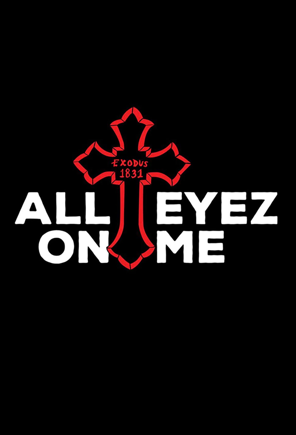 All Eyez on Me Poster #1