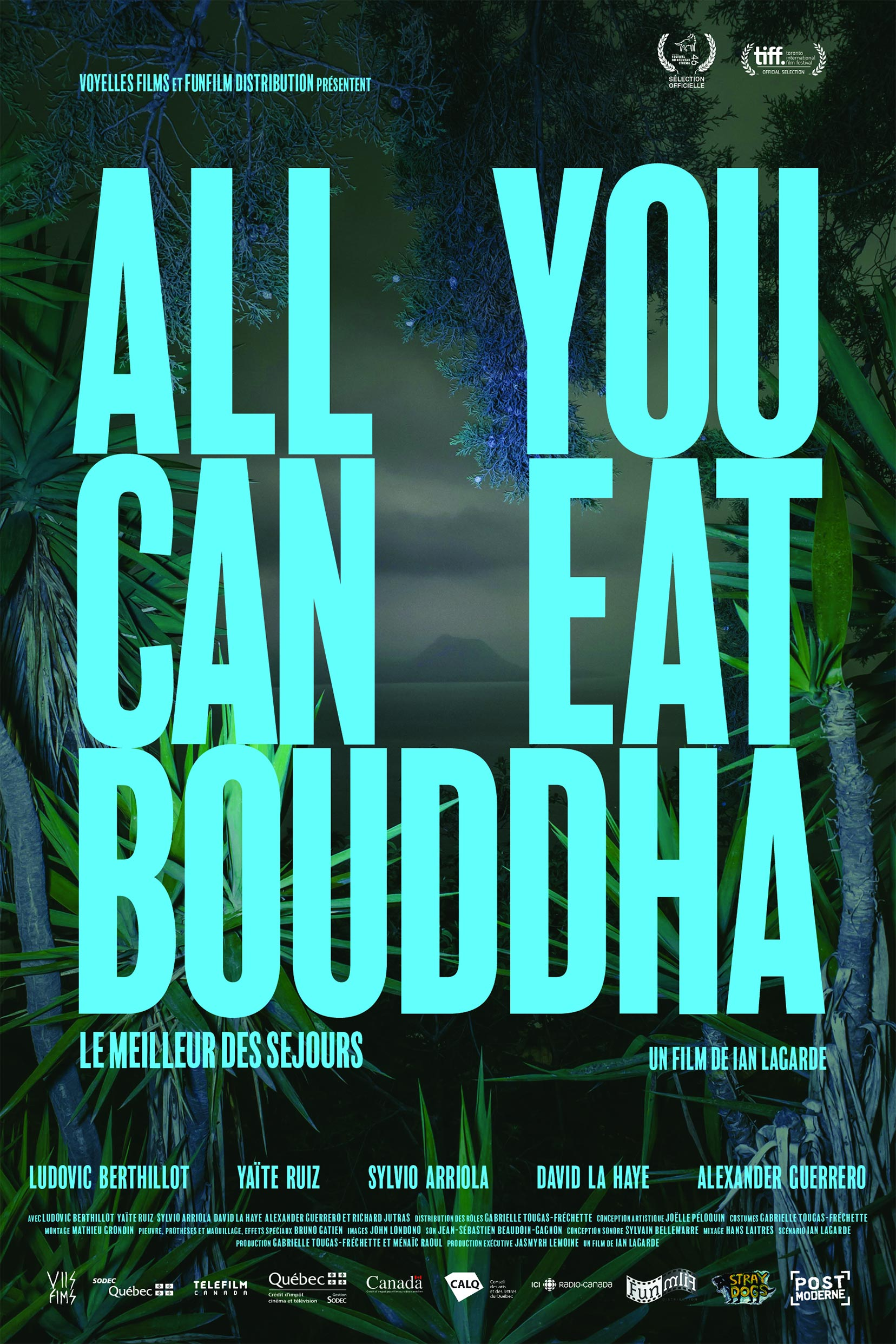All You Can Eat Buddha Poster #1