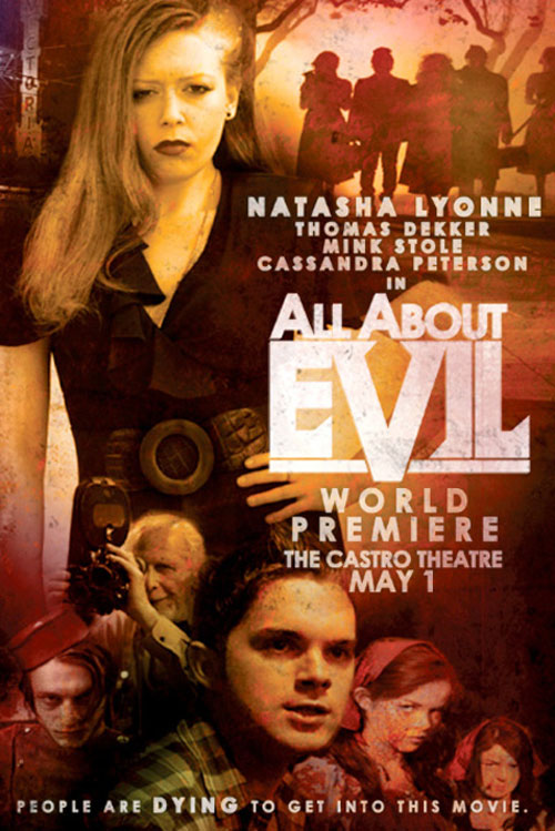 All About Evil Poster #3