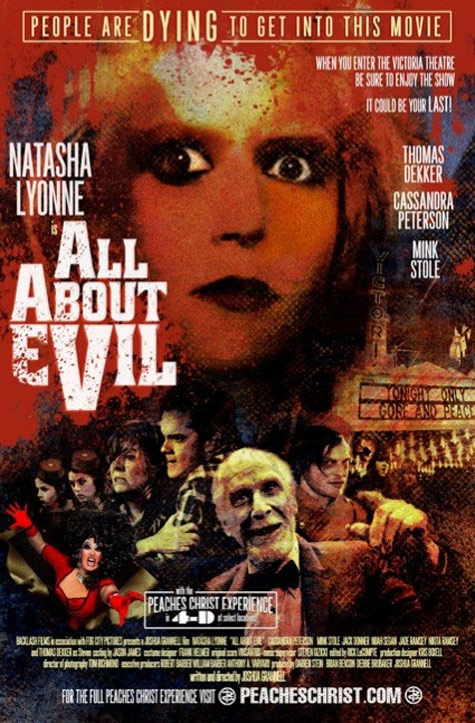 All About Evil Poster #4