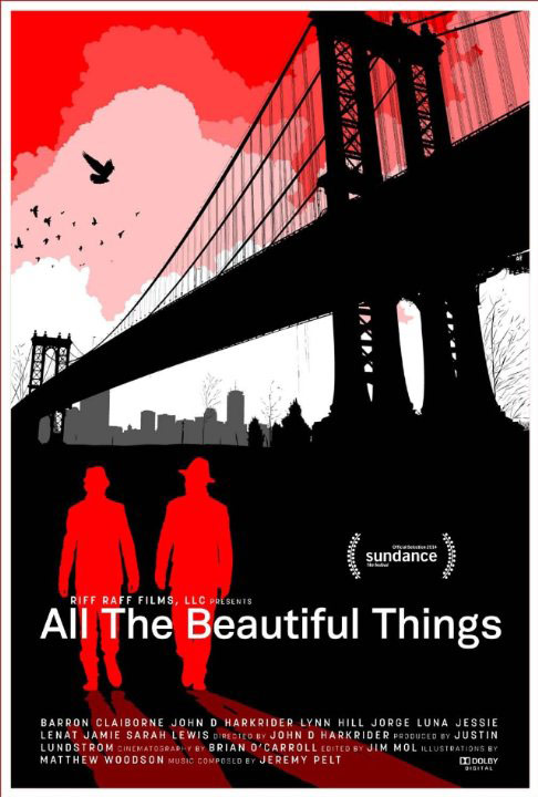 All the Beautiful Things Poster #1