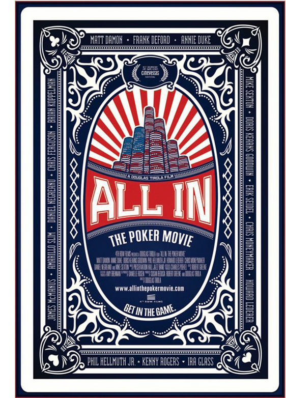 All In - The Poker Movie Poster #1