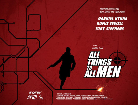 All Things to All Men Poster #2