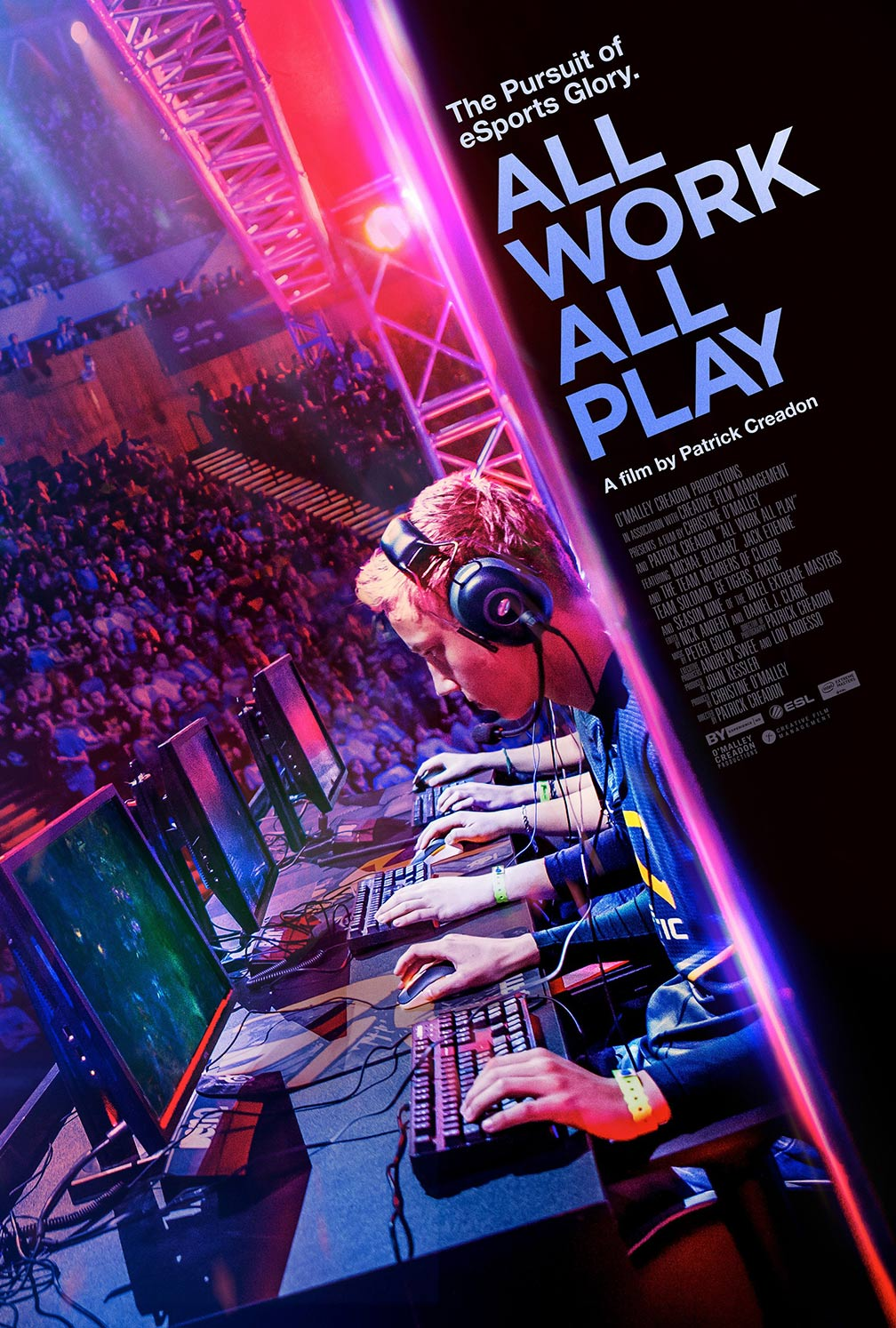 All Work All Play Poster #1