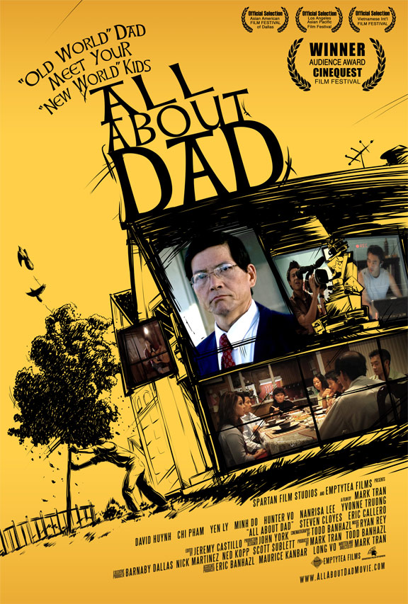 All About Dad Poster #1