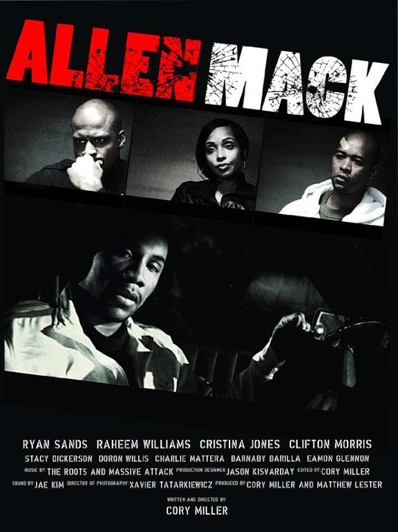 Allen Mack Poster #1