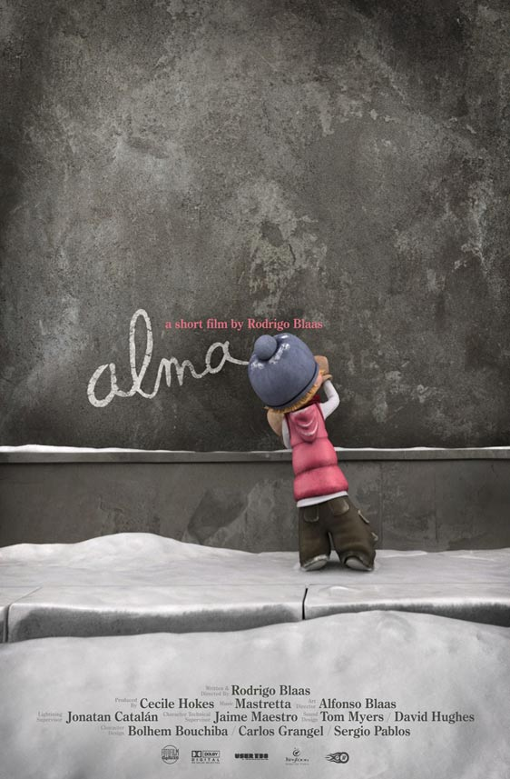 Alma Poster #1