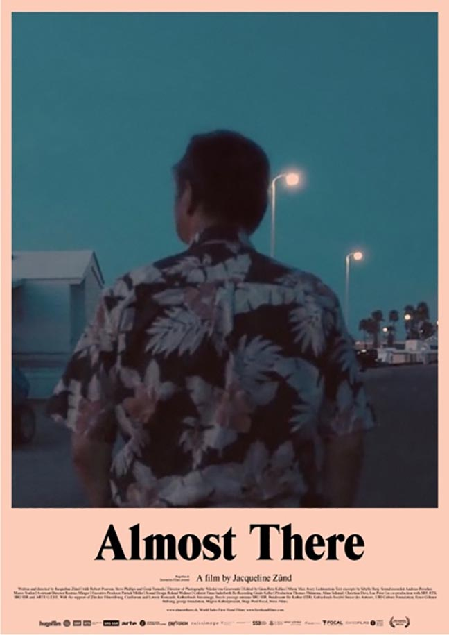 Almost There Poster #1