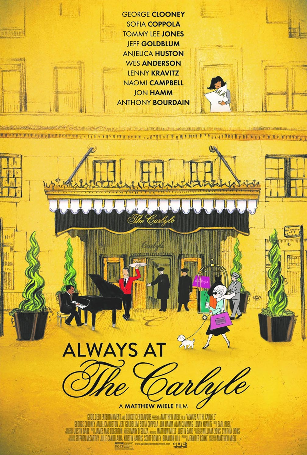 Always at The Carlyle Poster #1