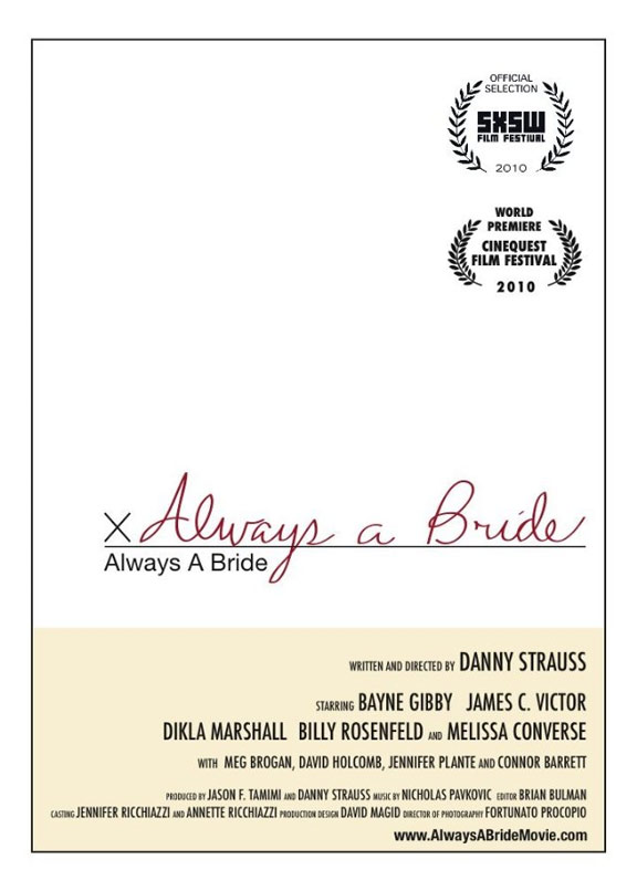 Always a Bride Poster #1