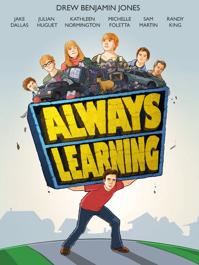 Always Learning Poster #1
