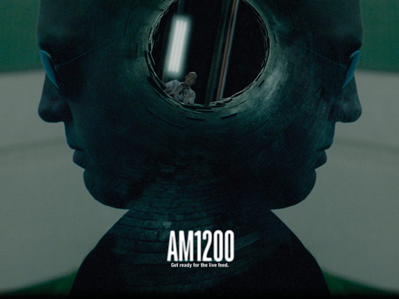 AM1200 Poster #1