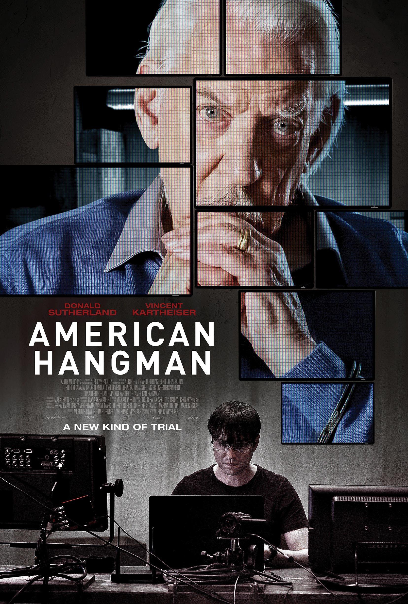 American Hangman Poster #1